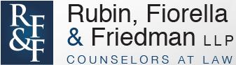 Rubin, Fiorella & Friedman LLP